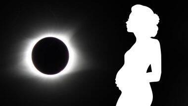 تاثیر خورشید گرفتگی بر جنین