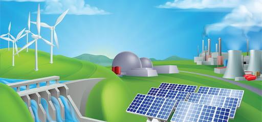 منابع مختلف انرژی