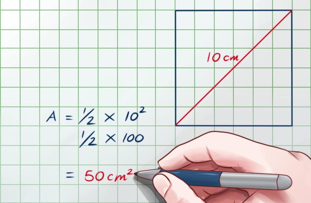 مساحت مربع و محاسبه آن | به زبان ساده (+ فیلم آموزش رایگان)