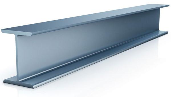 طراحی دستی تیر فولادی