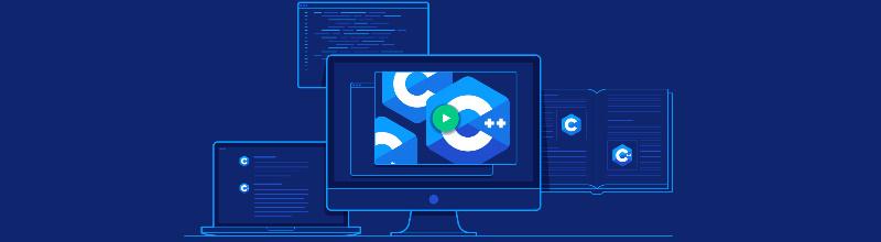 فیلم آموزش برنامه نویسی C و C++ در مطلب بهترین زبان های برنامه نویسی ۱۴۰۰