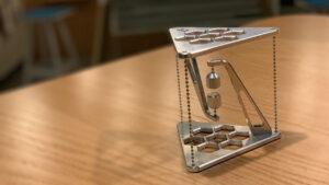 میز کش بستی مغناطیسی — ویدیوی علمی