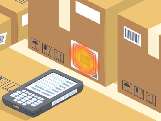 تگ RFID چیست