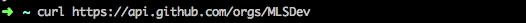 در تصویر مثالی از یک درخواست به API برای مطلب REST چیست آورده شده است.