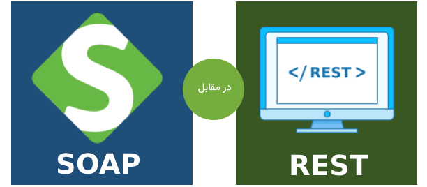 تصویر مربوط به تفاوت REST و SOAP در مطلب REST چیست
