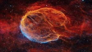 سحابی مدولا — تصویر نجومی