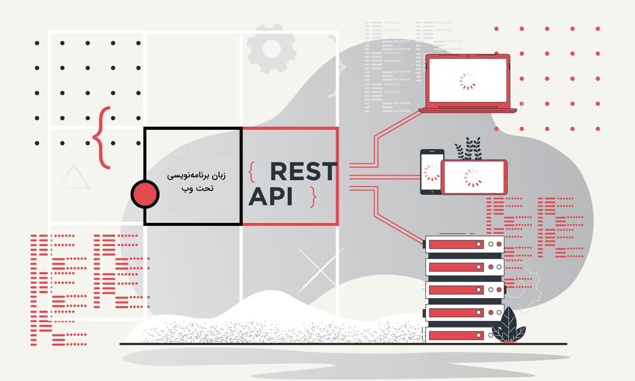 REST چیست ؟ | همه چیز درباره RESTful API — به زبان ساده