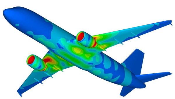 تحلیل هواپیما