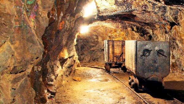 معدن زیرزمینی پلی متال (چند فلزی) بردسکن، تنها معدن زیرزمینی آهن ایران واقع در بردسکن استان خراسان رضوی