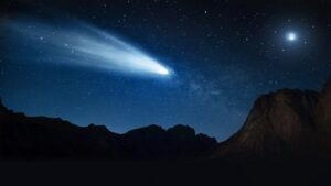 ستاره دنباله دار چیست؟ | هر آنچه باید بدانید
