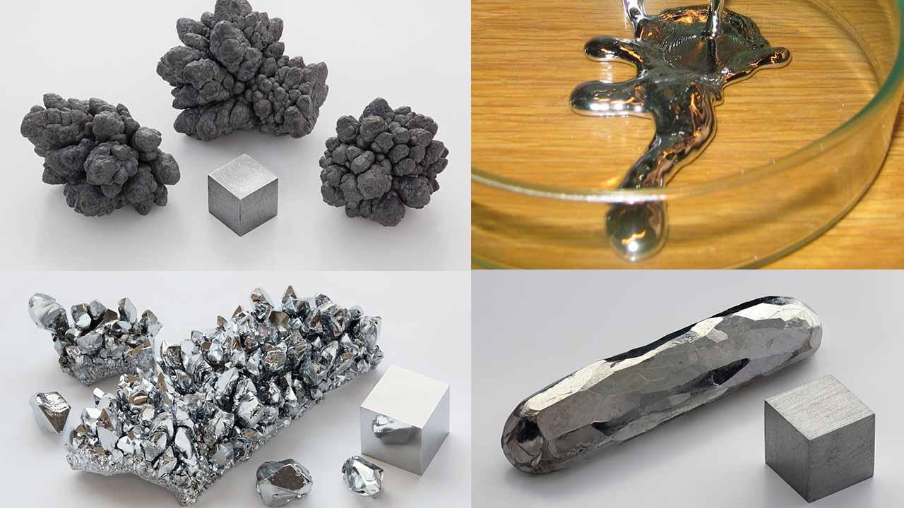 فلزات سنگین — به زبان ساده