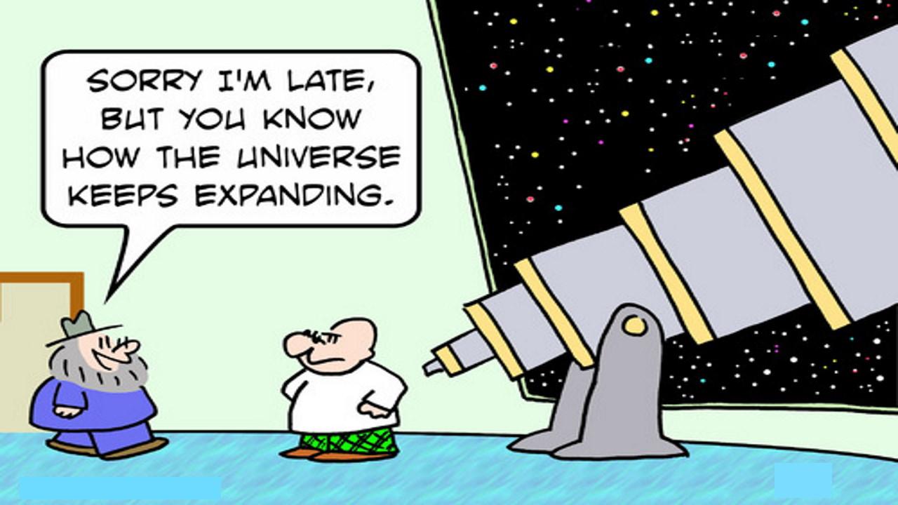 قانون هابل و ثابت هابل — به زبان ساده