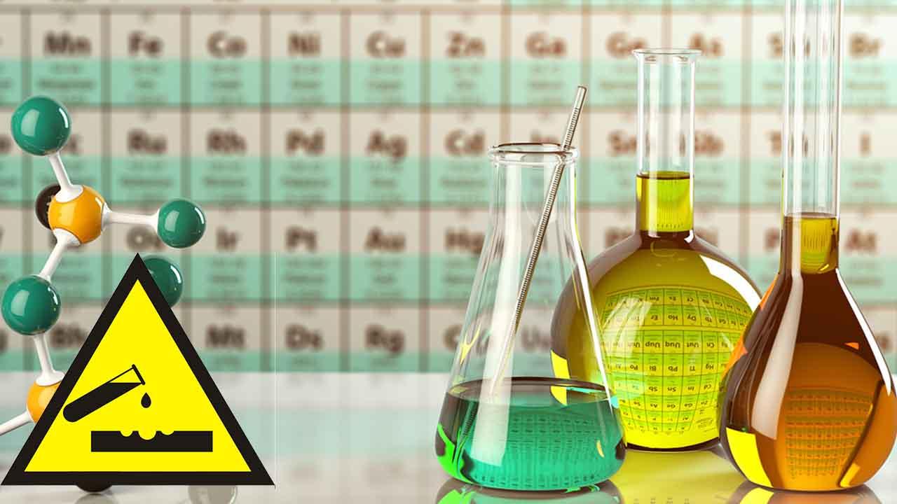 اسید قوی چیست؟ — به زبان ساده