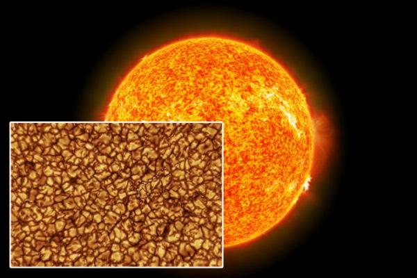 سطح خورشید