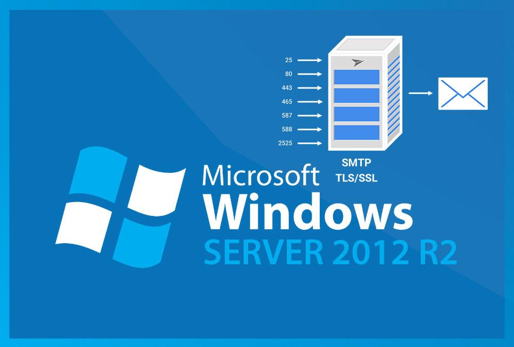 راه اندازی mail server در ویندوز سرور ۲۰۱۲ — آموزش گام به گام تصویری