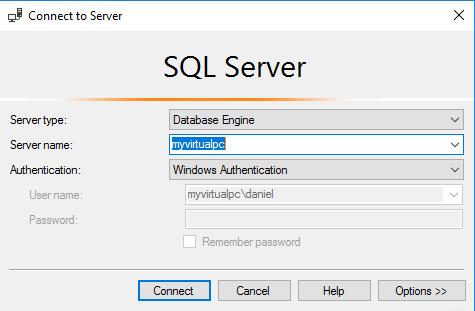 آموزش نصب SQL Server 2017 در ویندوز 10