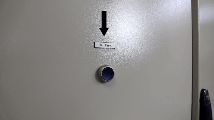دکمه ریست