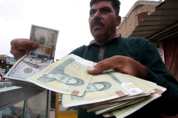 EXCHANGE RATE IN IRAN WITHOUT FOREX