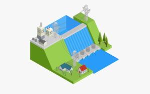 نیروگاه آبی — به زبان ساده