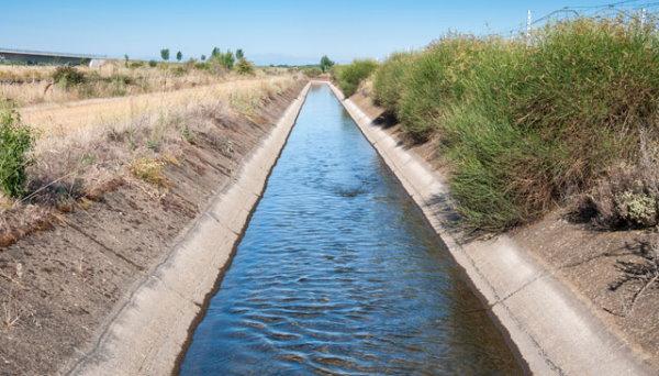 آب سد در کشاورزی
