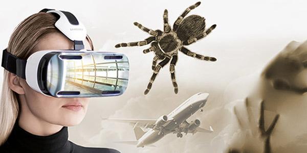 واقعیت درمانی مجازی