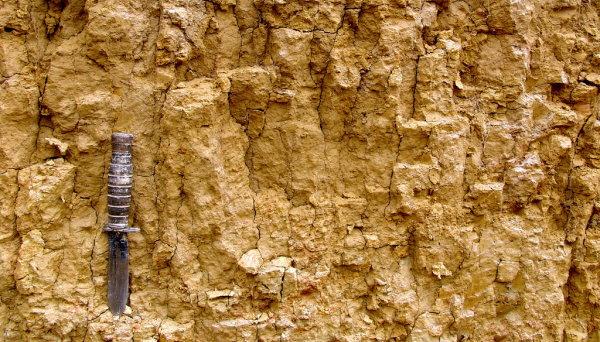 ساختمان خاک