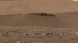 سنگ های عجیب مریخ و جستجو برای حیات — تصویر نجومی