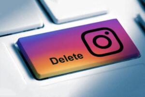 حذف اکانت اینستاگرام — راهنمای گام به گام تصویری