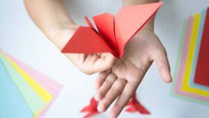 اوریگامی چیست ؟ + آموزش چند طرح ساده