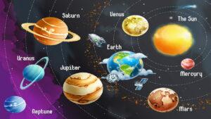 سیاره های منظومه شمسی | هر آنچه باید بدانید