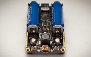 مدار شارژر باتری قلمی | راهنمای تصویری و گام به گام ساخت