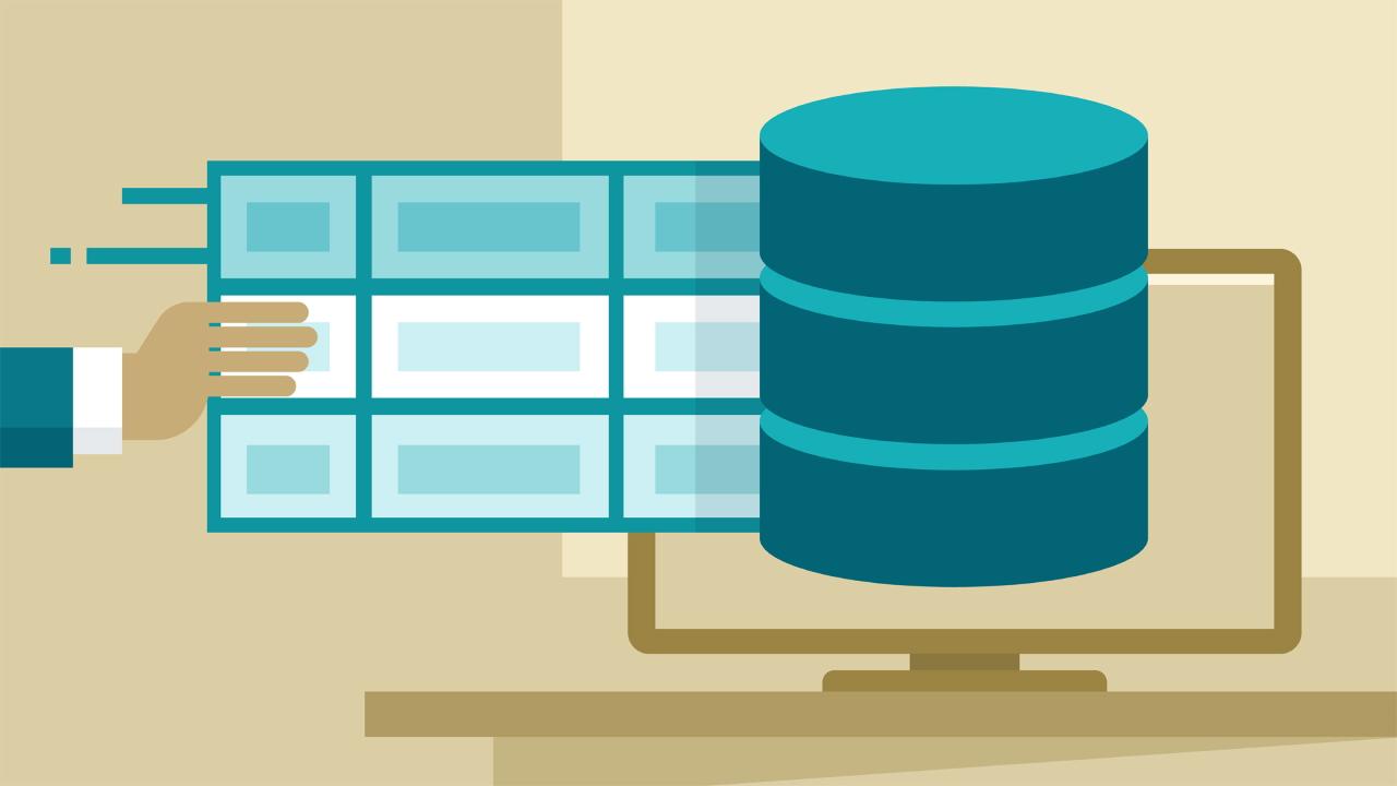 طراحی پایگاه داده چیست ؟ | اصول طراحی دیتابیس — به زبان ساده