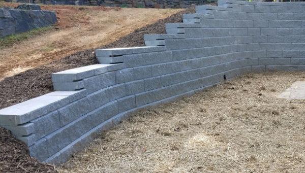 فشار جانبی خاک بر روی دیوار حایل