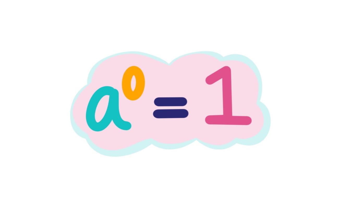هر عدد به توان صفر | صفر به توان هر عدد — به زبان ساده و با مثال