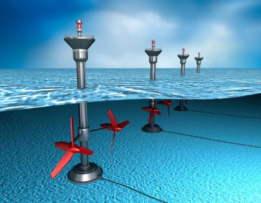 ژنراتور انرژی جزر و مدی