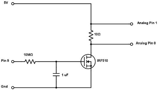 مدار کنترل باتری