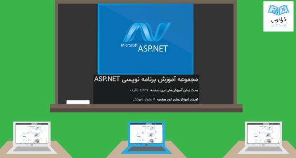 معرفی دوره مجموعه آموزش برنامه نویسی ASP.NET در مطلب آموزش Dapper