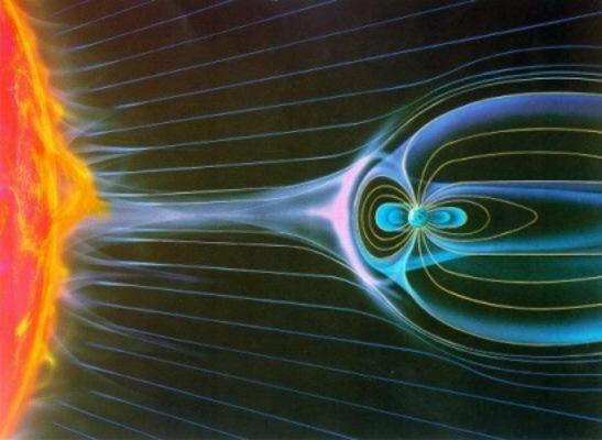 مگنتوسفر زمین