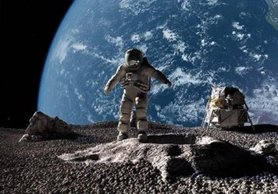 قمر زمین