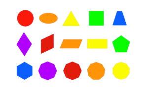 اشکال هندسی | تعاریف، فرمول های محاسبه محیط و مساحت — به زبان ساده
