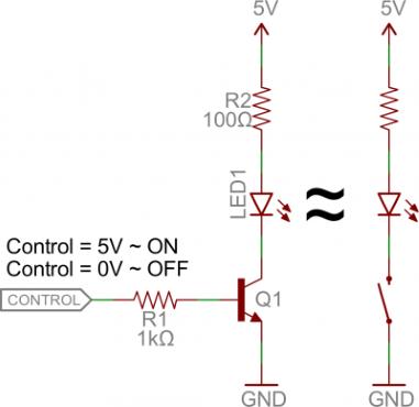 کلید ترانزیستوری