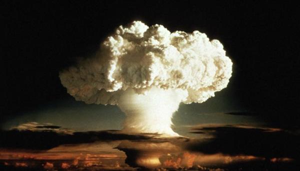 بمب هسته ای و بمب هیدروژنی