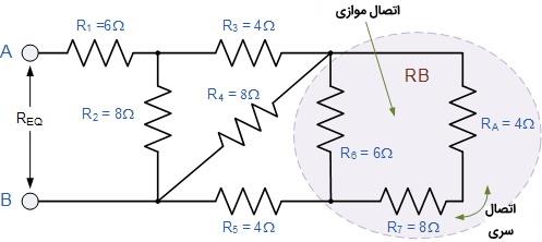 مرحله دوم تحلیل مدار