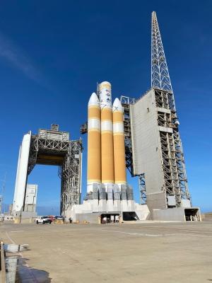 راکت Delta IV
