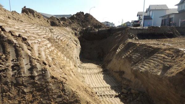 کاربرد مکانیک خاک در فونداسیون ساختمان مسکونی