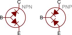 ساختار ترانزیستور