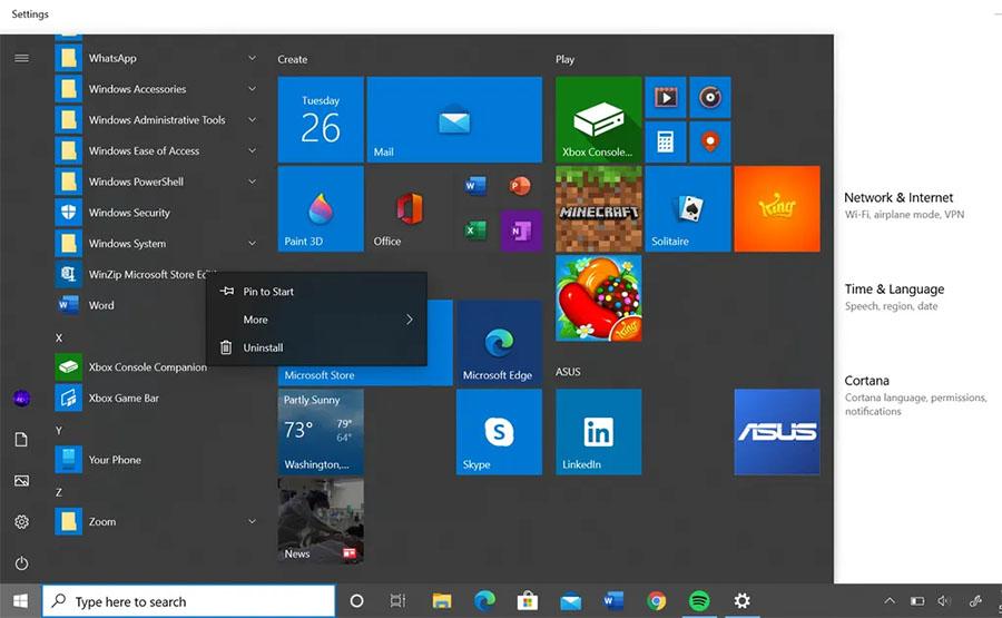 حذف کامل یک برنامه از کامپیوتر