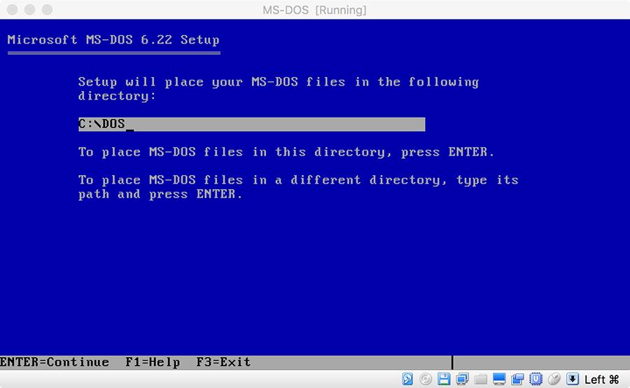 سیستم عامل داس