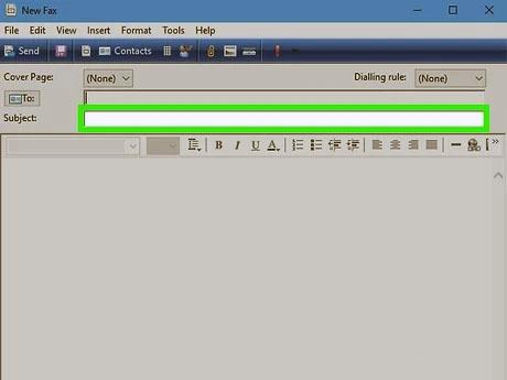 آموزش فکس با کامپیوتر