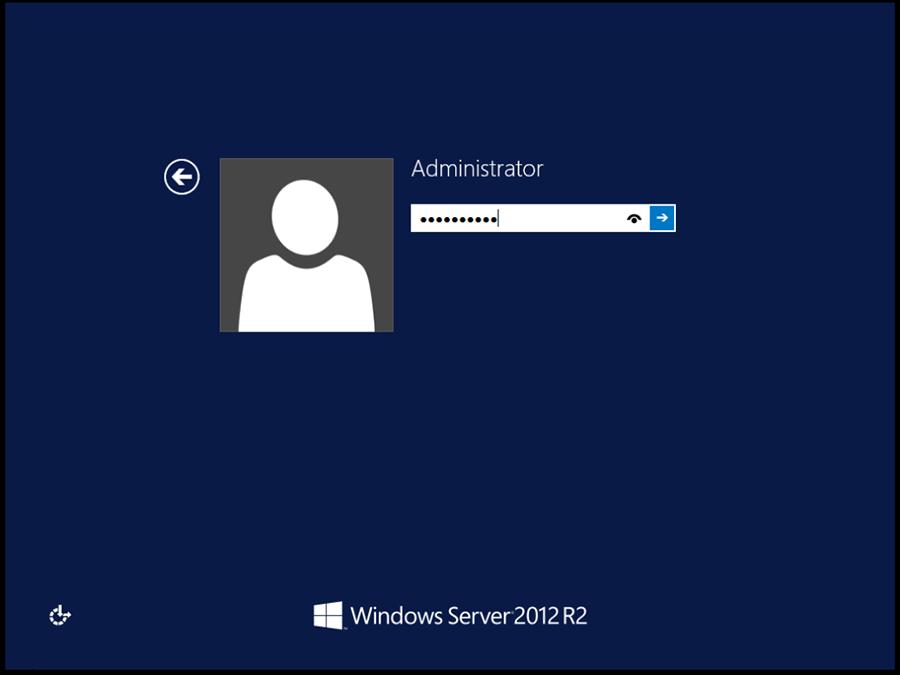 نصب ویندوز سرور 2012نصب ویندوز سرور 2012 در vmware در vmware